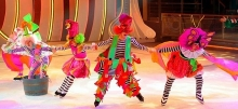 ukraine circus on ice to tour vietnam
