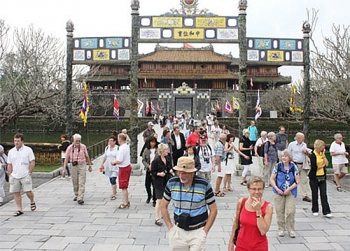 golden tourism week to be held in hue relic site