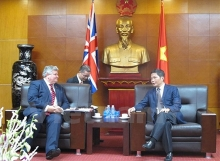 uk to continue support for vietnam eu free trade agreement