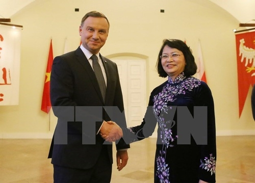 vietnam poland boast great potential for partnerships