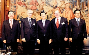 tightening vietnam germany strategic partnership