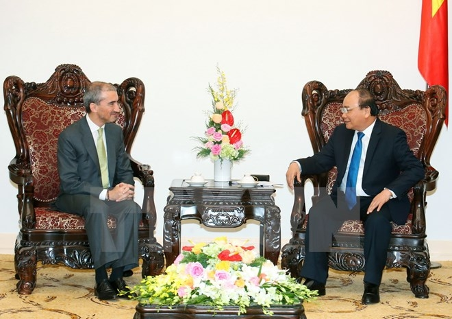 pm suggests vietnam portugal raise trade to 500 million usd