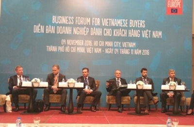 eu promotes trade on farm products food with vietnam