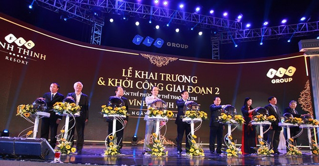 flc group to launch 11 billion usd project in vinh phuc