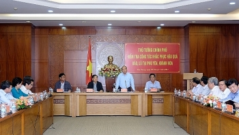 government to allocate vnd1 trillion to flood hit localities