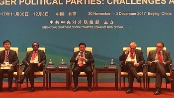cpv delegation attends dialogue with world political parties in china