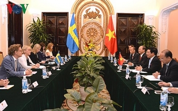 vietnam urges sweden to prompt early ratification of evfta