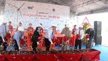 work starts on first wind farm in ben tre province
