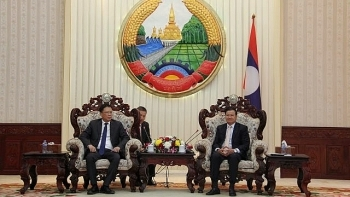 vietnam laos strengthen science and technology cooperation