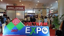 vietnam expo connects vietnamese and foreign enterprises