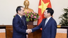 deputy pm highlights improvements in vietnam kazakhstan trade