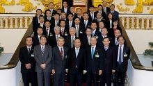 pm meets representatives of japan business federation