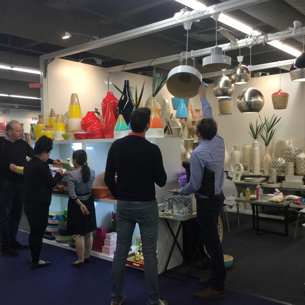 sixty five vietnamese firms to make presence felt at ambiente 2018