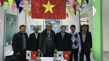 vietnam innovation wins gold medal at seoul fair