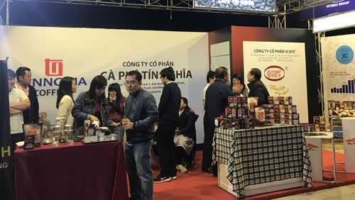 vietnam coffee day held in lam dong province