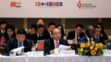 pm acknowledges business contributions to vietnamese economy