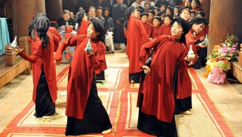 vietnams xoan singing recognised as intangible cultural heritage of humanity