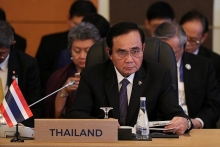 thailand cuts back n korean trade to nearly none