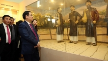phan boi chau memorial site recognized as special national relic site