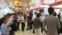 vietnamese products showcased at cambodias import export fair