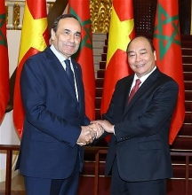 vietnam morocco see potential for multi sector cooperation