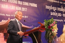 vientiane forum seeks to boost vietnam laos trade
