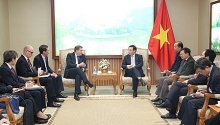 vietnam creates optimal conditions for foreign investors deputy pm