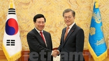 vietnam wants to further promote strategic cooperative partnership with the rok