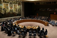 un security council adopts resolution to tighten sanctions against dprk