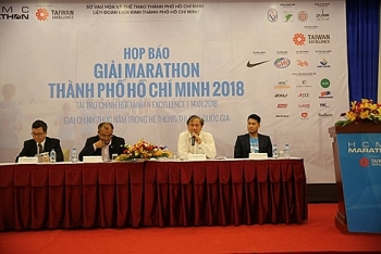 hcm city marathon 2018 set to be held next month