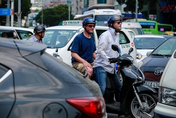 private firm plans to rent out electric motorcycles around saigon bus stations