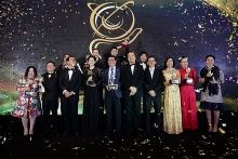 awards honor 14 business leaders in vietnam