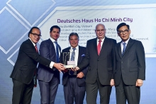 deutsches haus hcmc wins best office in asia award