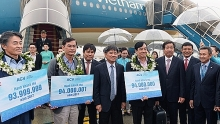 acv welcomes 94 millionth air passenger