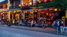 hoi an welcomes new year 2018