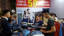 hanoi promotion fair 2018 looks to boost consumption
