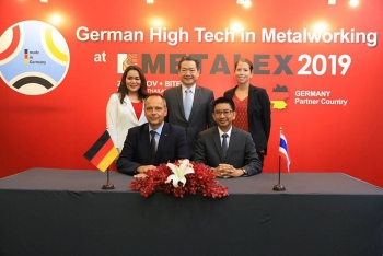 germany to present high tech in metalworking to asean