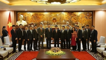 roks lotte group wants to expand investment in hanoi