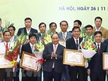 outstanding individuals organizations in farming honoured