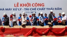 work starts on waste to energy plant in ho chi minh city