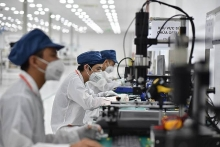 tech engineering to have great demand for workers in vietnam survey