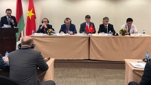 vietnam belarus agree to enhance trade ties