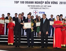 evn enters sustainable enterprises list in 2018