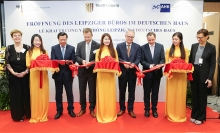 germanys leipzig city opens rep office in hcmc