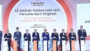 vietnams first aircraft engine parts factory inaugurated
