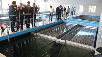 phu ninh clean water plant inaugurated in quang nam province