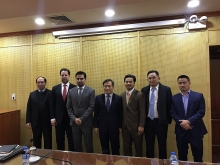 deputy minister of planning and investment meets businessmen from investment cooperation program