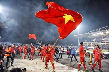south korean leader hails vietnam aff cup victory