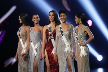 vietnams hhen nie among miss universe 2018 top 5