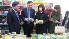 lao cais characteristic clean agricultural products introduced in hanoi